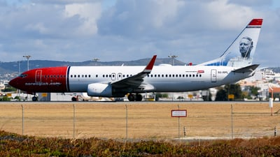 A picture of SERPL - Boeing 7378JP - Norwegian - © Rui Marques