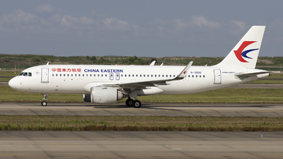 B-30D0 - Airbus A320-251N - China Eastern Airlines