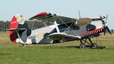 SP-EGB - PZL-Mielec An-2T - Aero Club - Krakowski