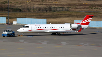 4L-TGB - Bombardier CRJ-200LR - Georgian Airways