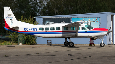 OO-FUS - Cessna 208B Grand Caravan - Paracentrum Vlaanderen