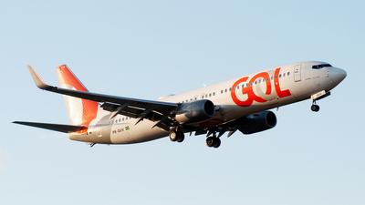 A picture of PRGUV - Boeing 7378EH - GOL Linhas Aereas - © Renan Araújo