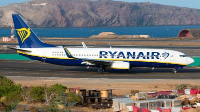 EI-DYA - Boeing 737-8AS - Ryanair
