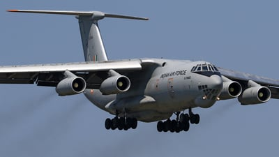 KI2664 - Ilyushin IL-76MD - India - Air Force