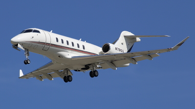 N791QS - Bombardier BD-100-1A10 Challenger 350 - NetJets Aviation