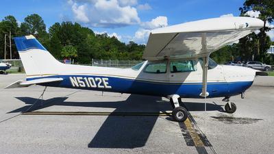 N5102E - Cessna 172N Skyhawk - Private