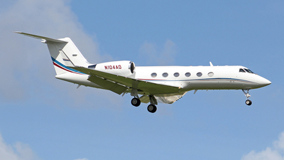 N104AD - Gulfstream G-IV(SP) - Studio City Aviation