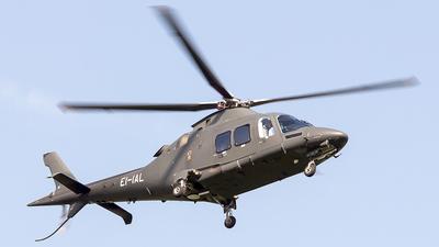 EI-IAL - Agusta-Westland AW-109SP GrandNew - Ion Aviation