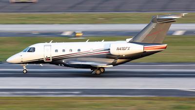 N416FX - Embraer EMB-545 Legacy 450  - Flexjet