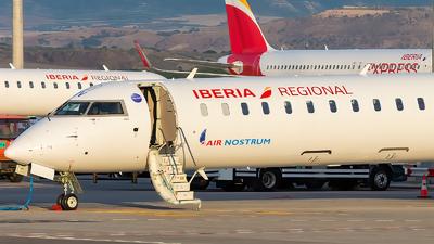 EC-LOV - Bombardier CRJ-1000 - Iberia Regional (Air Nostrum)