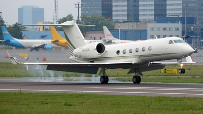 M-YGLK - Gulfstream G450 - Private
