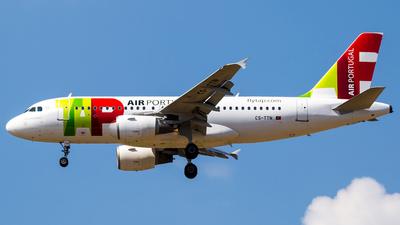 CS-TTN - Airbus A319-111 - TAP Air Portugal - Flightradar24