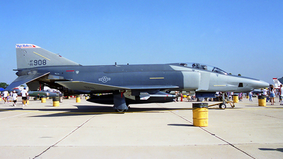 65-0908 - McDonnell Douglas RF-4C Phantom II - United States - US Air Force (USAF)