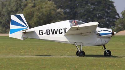 G-BWCT - Tipsy Nipper T.66 - Private