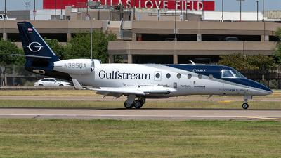 A picture of N365GA - Gulfstream G150 - [225] - © Dylan Phelps - ZFWAviation