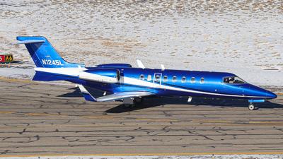 N1245L - Bombardier Learjet 45 - Private