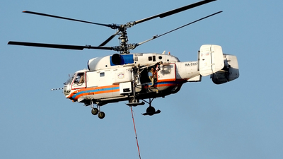 RA-31072 - Kamov Ka-32A - Russia - Ministry for Emergency Situations (MChS)