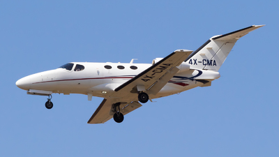 4X-CMA - Cessna 510 Citation Mustang - Private