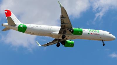 XA-VBB - Airbus A321-271NX - VivaAerobus