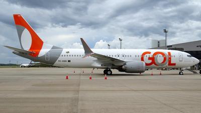 PR-XMM - Boeing 737-8 MAX - GOL Linhas Aereas