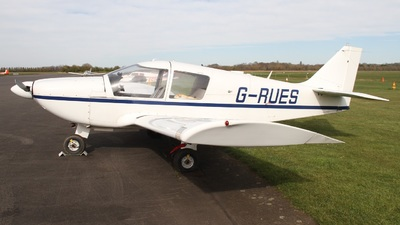 G-RUES - Robin HR100/180 - Private