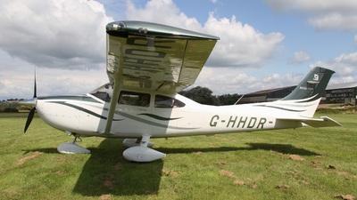G-HHDR - Cessna 182T Skylane - Private