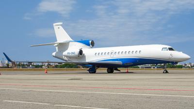 PR-DNZ - Dassault Falcon 7X - Private