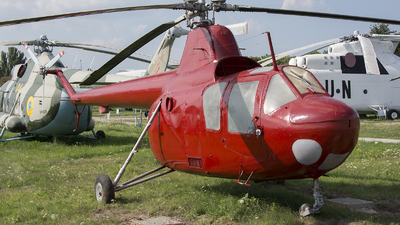 CCCP-02299 - Mil Mi-1 Hare - Aeroflot