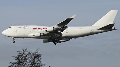 N496BC - Boeing 747-4B5(BCF) - Kalitta Air