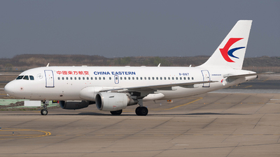 A picture of B6167 - Airbus A319115 - China Eastern Airlines - © PENCIL202_