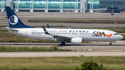 B-7979 - Boeing 737-85N - Shandong Airlines