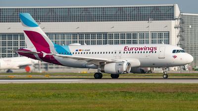 D-AGWM - Airbus A319-132 - Eurowings