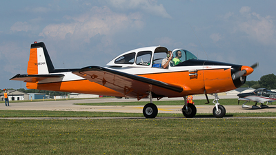 N8654H - North American Navion - Private