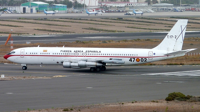 T.17-2 - Boeing 707-331C - Spain - Air Force