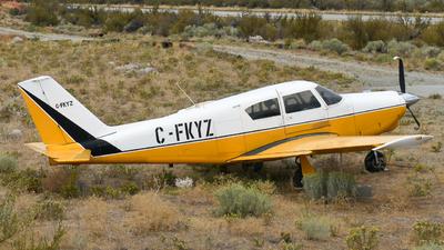 C-FKYZ - Piper PA-24-250 Comanche - Private