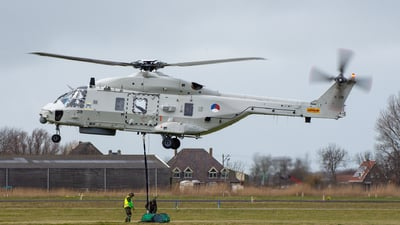 N-318 - NH Industries NH-90NFH - Netherlands - Navy