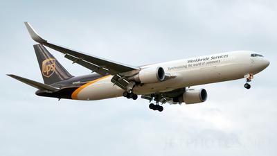 N356UP - Boeing 767-34AF(ER) - United Parcel Service (UPS)