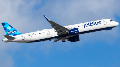 N2048J - Airbus A321-271NX - jetBlue Airways