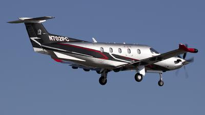 N702PC - Pilatus PC-12/47E - Private