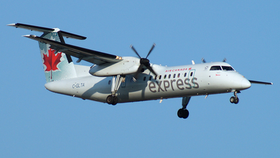 C-GLTA - Bombardier Dash 8-301 - Air Canada Express (Jazz Aviation)