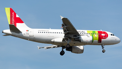 A picture of CSTTH - Airbus A319111 - TAP Air Portugal - © Thomas Ernst