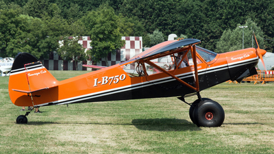 I-B750 - Zlin Savage Cub - Private