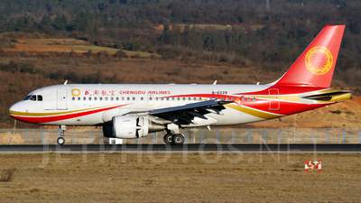 B-6229 - Airbus A319-112 - Chengdu Airlines