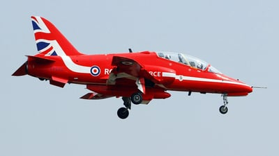 XX232 - British Aerospace Hawk T.1 - United Kingdom - Royal Air Force (RAF)