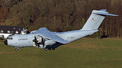 54-03 - Airbus A400M - Germany - Air Force
