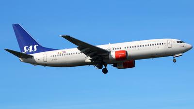 LN-RCN - Boeing 737-883 - Scandinavian Airlines (SAS)