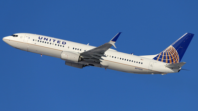 N77536 - Boeing 737-824 - United Airlines