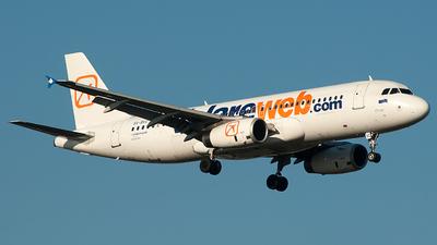 SX-BVC - Airbus A320-232 - Volareweb