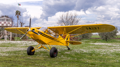 I-A247 - Zlin Savage Cub - Private