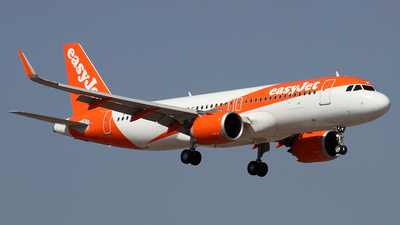 A picture of GUZHV - Airbus A320251N - easyJet - © Alfonso Solis